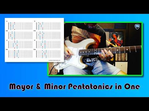 Mayor Minor Blues Improvisation