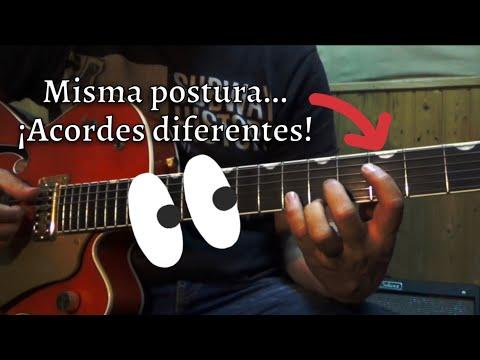 😱¡CEJILLAS demasiado LARGAS! | Guitarra en 30'' 1º