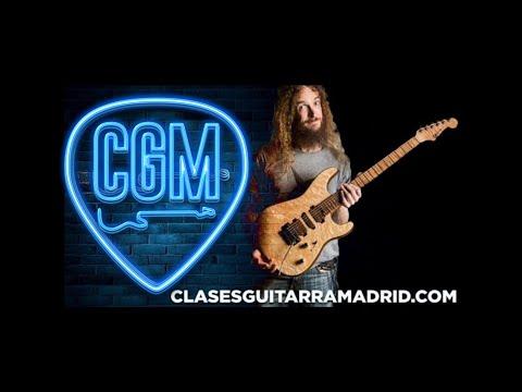 Guthrie Govan Orange Jam Tutorial | Rutina de Estudio de Guitarra 8ª