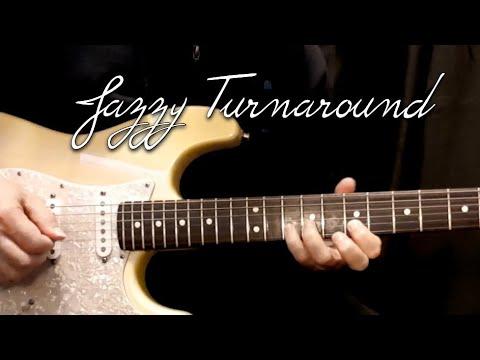 Fraseo TURN AROUND 1 |Guitarra en 30'' 37º
