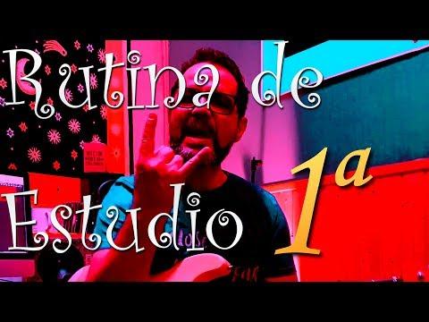 ANÁLISIS Técnico y Armónico de un LICK | RUTINA de ESTUDIO Guitarra 1ª