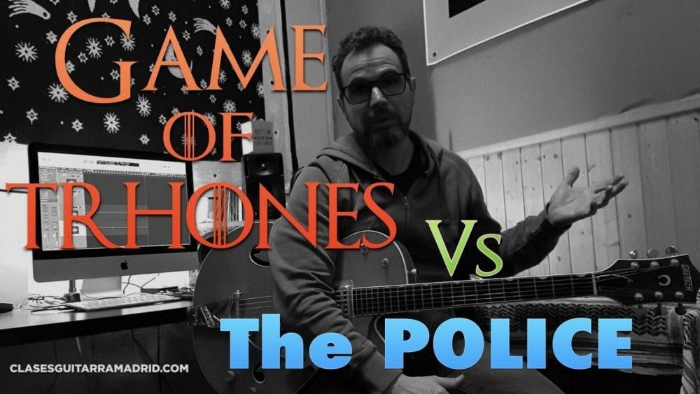 game of thrones vs The Police
