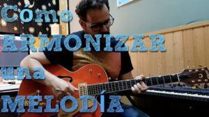armonizar una melodía