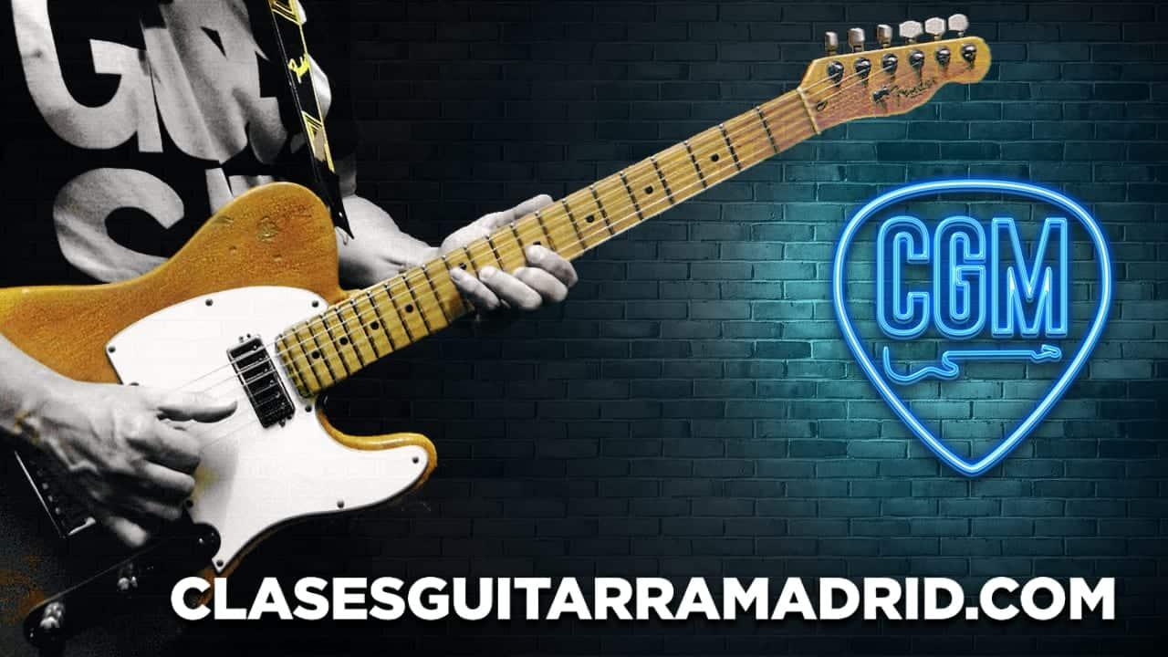 clases online de guitarra